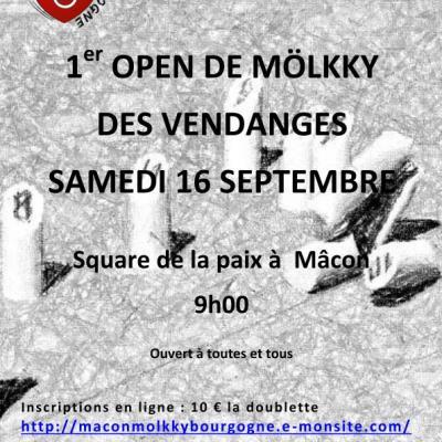 Affiche open MA.M.BO du 16 septembre 2017